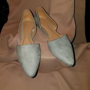 Pointed Toe D'Orsay